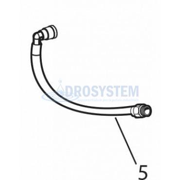 Tubo Collegamento Motore LAVOR 4.618.0202
