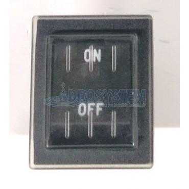 Interruttore 0-1  Amp 12/10  LAVOR 5.009.0213
