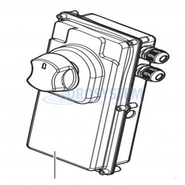 Box Elettrico completo K 250 T COM 3027022500