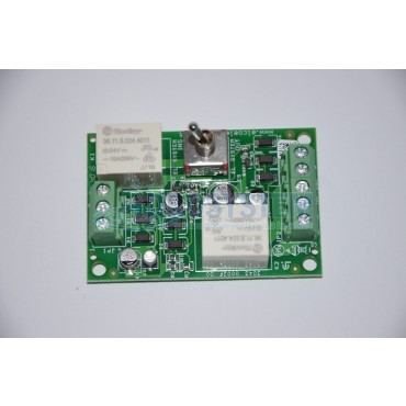 Scheda Elettronica Total Stop 24 V COMET 3043000200