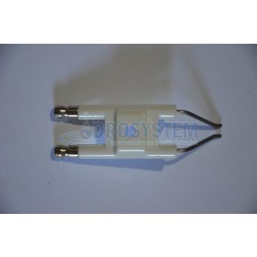 Elettrodi Doppia per Bruciatore COM 0805003200
