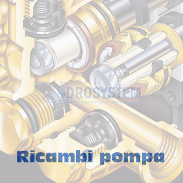KIT COMET 90500503 K PREMIUM 8.15 TS RICAMBI POMPA