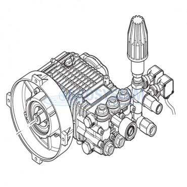 Pompa Alta Pressione COMET FW2 4030 S-64100101