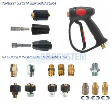 Kit Accessori Pistola Professionale MV 925