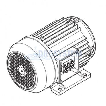 Motore Elettrico COM 1831065800  TRF 5,5CV 400V
