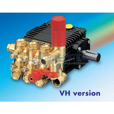 Kit Revisione Pompa Interpump WW 156 VH