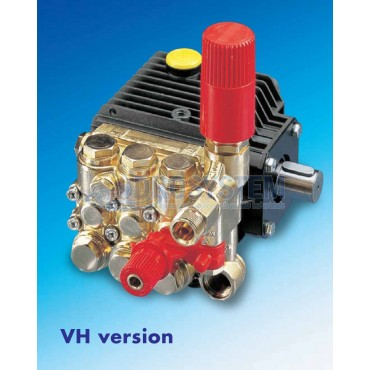 Kit Revisione Pompa Interpump WW 95 VH